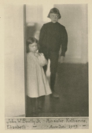 "S-0301, ""The Beatty Children"""