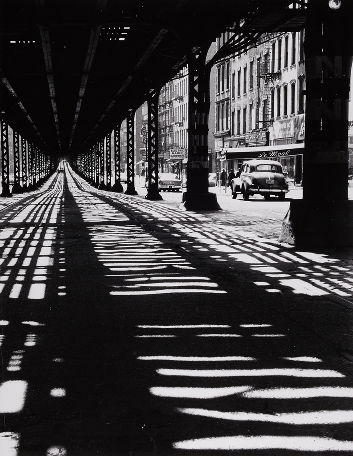 "S-1884, ""Shadows, New York City"""